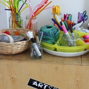 A Very Arty Day @ The Art Space Collective