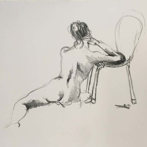 Life Drawing Workshop @ The Art Space Collective Scarborough