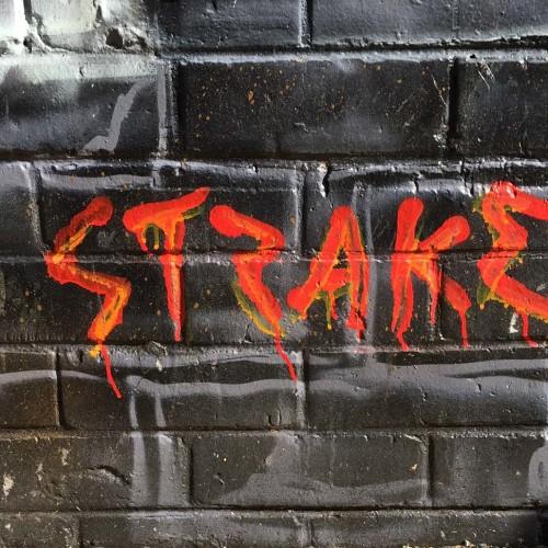 DREW STRAKER 8 November – 18 December 2015