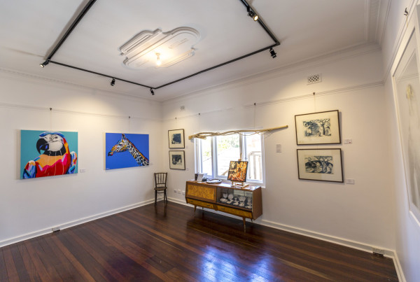 The Art Space Collective Opening Exhibition (November 2014 – March 2015)